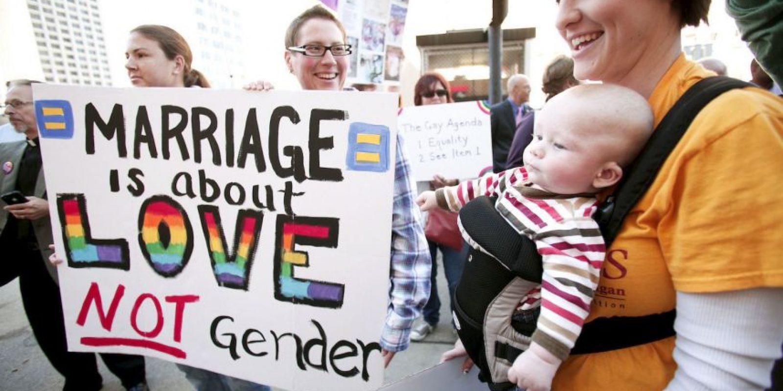 Islandia aprobó el matrimonio igualitario en 2010. Foto:Getty Images
