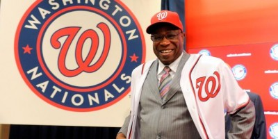 Dusty Baker es el nuevo manager de los Nacionales de Washington