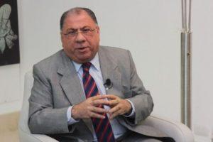Ministro de Interior y Policía, José Ramón Fadul Foto:Archivo