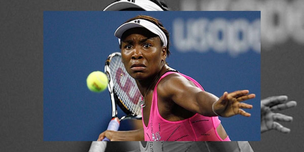 Venus Williams accede a las semifinales