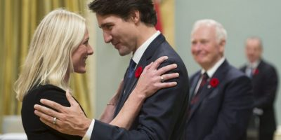 Es hijo del exprimer ministro Pierre Tudreau Foto:AP