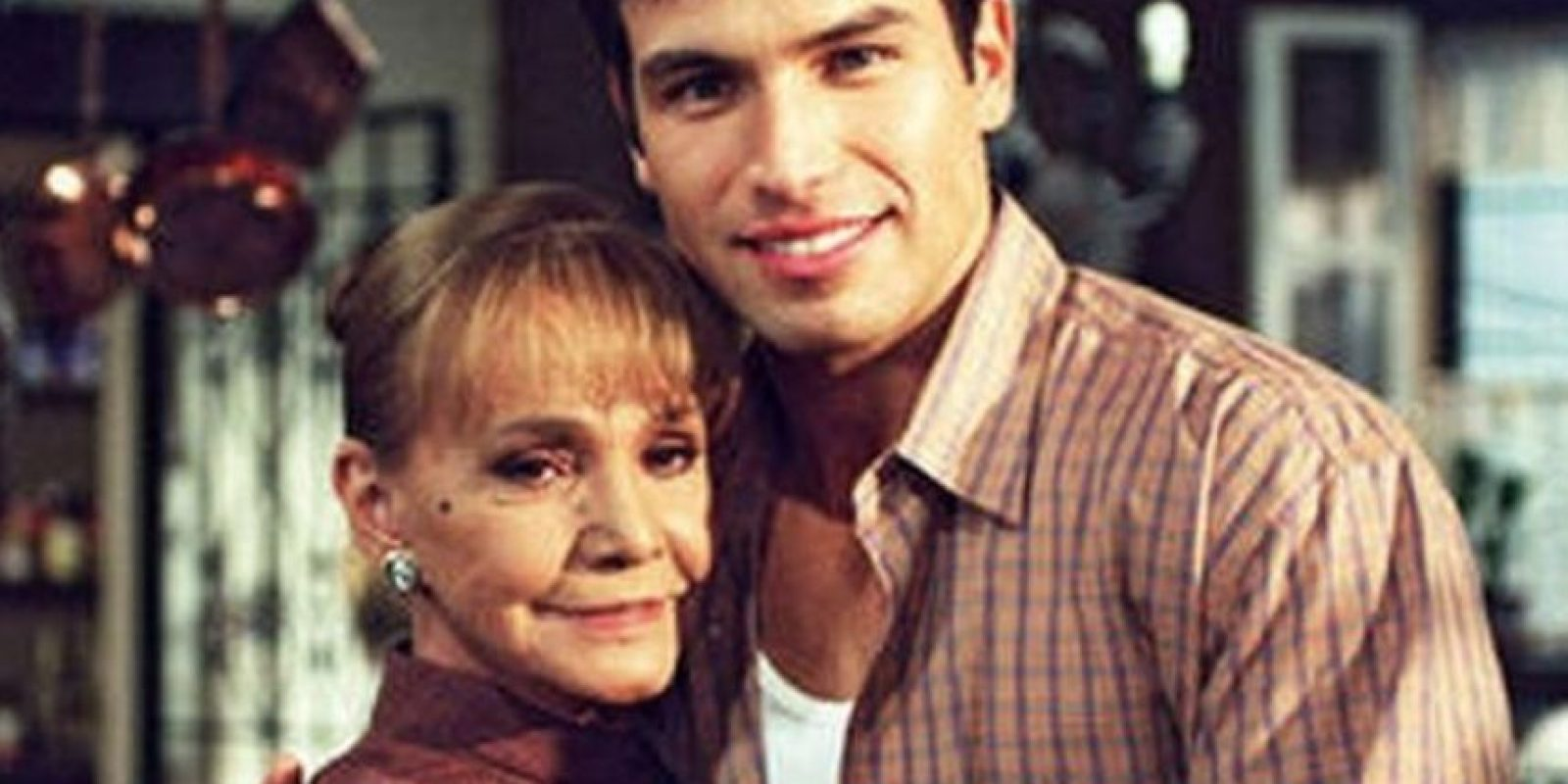 "Interpretó a ""Cástulo Campos Ortiz"" Foto:Televisa"