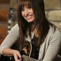 """Su papel fue el de """"Mitchie Torres"""", una joven cantante que sueña con ser una gran estrella. Foto:Disney"""
