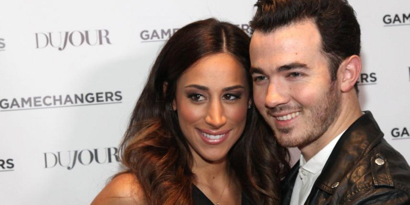 En 2009 se casó con la estadounidense Danielle Deleasa Foto:Getty Images