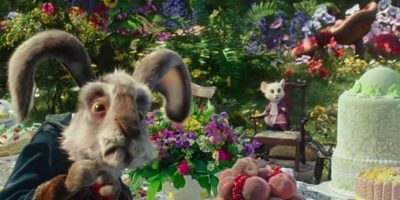 """Michael Sheen es """"El Conejo Blanco"""" Foto:Disney"""