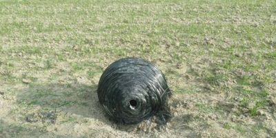 """Policía publica fotografía de un """"UFO que cayó desde el espacio"""""""