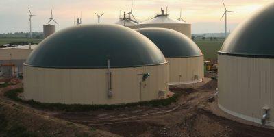 La idea consiste en usar los biogases que produce este material. Foto:Getty Images