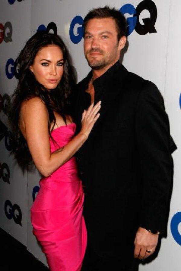 Megan Fox y Austin Green iniciaron su romance hace 11 años. Foto:Getty Images