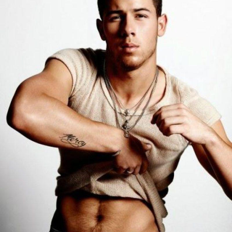 El menor de los Jonas ahora tiene 23 años. Foto:Flaunt Magazine