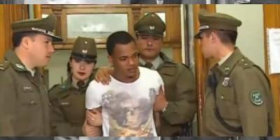 Dominicano involucrado en muerte de policía chileno