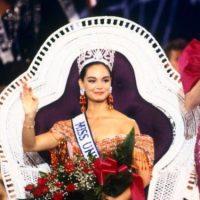 Lupita Jones ganó Miss Universo en 1991. Foto:vía Getty Images