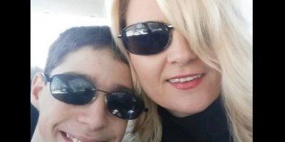 Rene Hoover es la madre de Alex. Foto:Vía facebook.com/rene.hoover