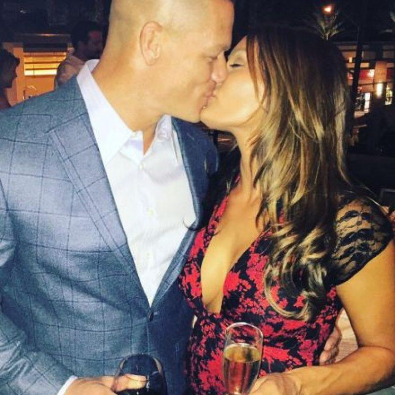 Y solo sea tiempo libre para compartir con su pareja John Cena Foto:Vía instagram.com/thenikkibella