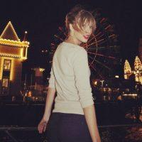 La cantante ocupa el puesto 64. Foto:Vía Instagram.com/taylorswift