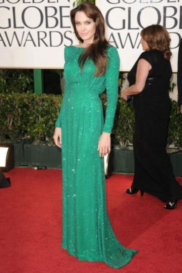 La actriz y filántropa ocupa el puesto 54. Tiene 39 años. Foto:Getty Images