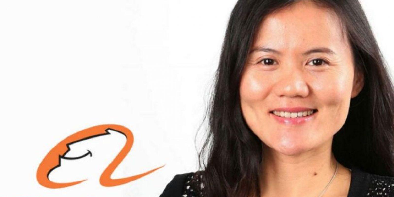 Lucy Peng- La CEO de Ant Financial Services, Alibaba Group ocupa el puesto 33. Tiene 42 años. Foto:Vía alibaba.com