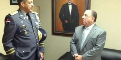Fadul reitera que no permitirán protestas en alrededores del Palacio Nacional