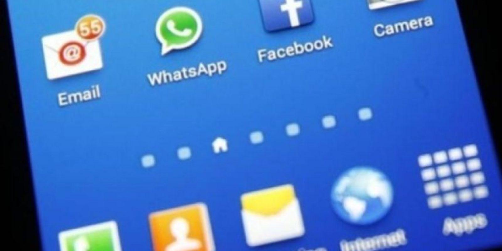 Los mensajes de texto cada día son menos utilizados. Foto:vía Tumblr