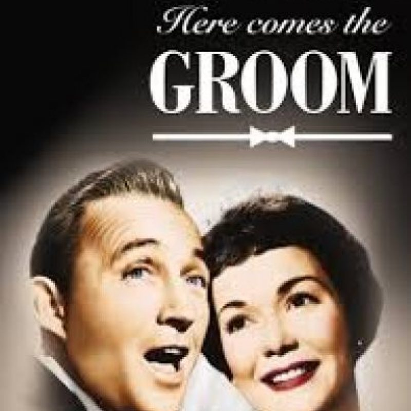 Comedia musical romántica de 1951 sobre un corresponsal extranjero que tiene cinco días para recuperar a su exnovia. Foto:The Paramount Vault