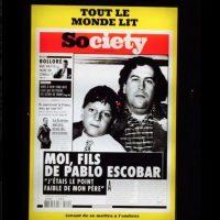 """Fue un narcotraficante colombiano, más conocido como """"El Patrón"""". Foto:Vía Facebook.com/JuanPabloEscobarHenao"""