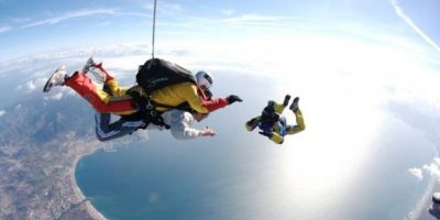 Saltos impactantes Foto:Flickr