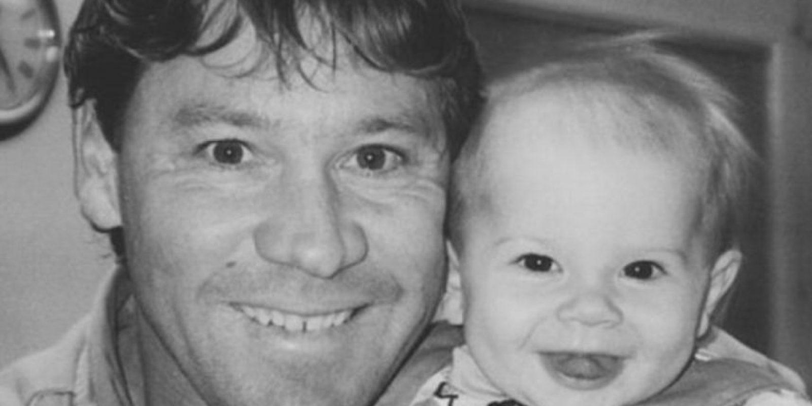 Bindi Irwin fue la primera hija del matrimonio de Steve y Terri Irwin. Foto:vía Instagram/bindisueirwin