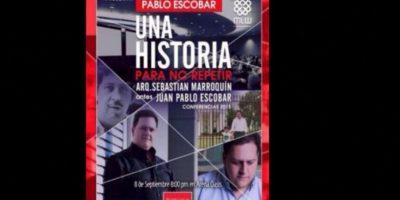 """A pesar de su muerte el narcotraficante continúa """"produciendo"""" dinero. Foto:Vía Facebook.com/JuanPabloEscobarHenao"""