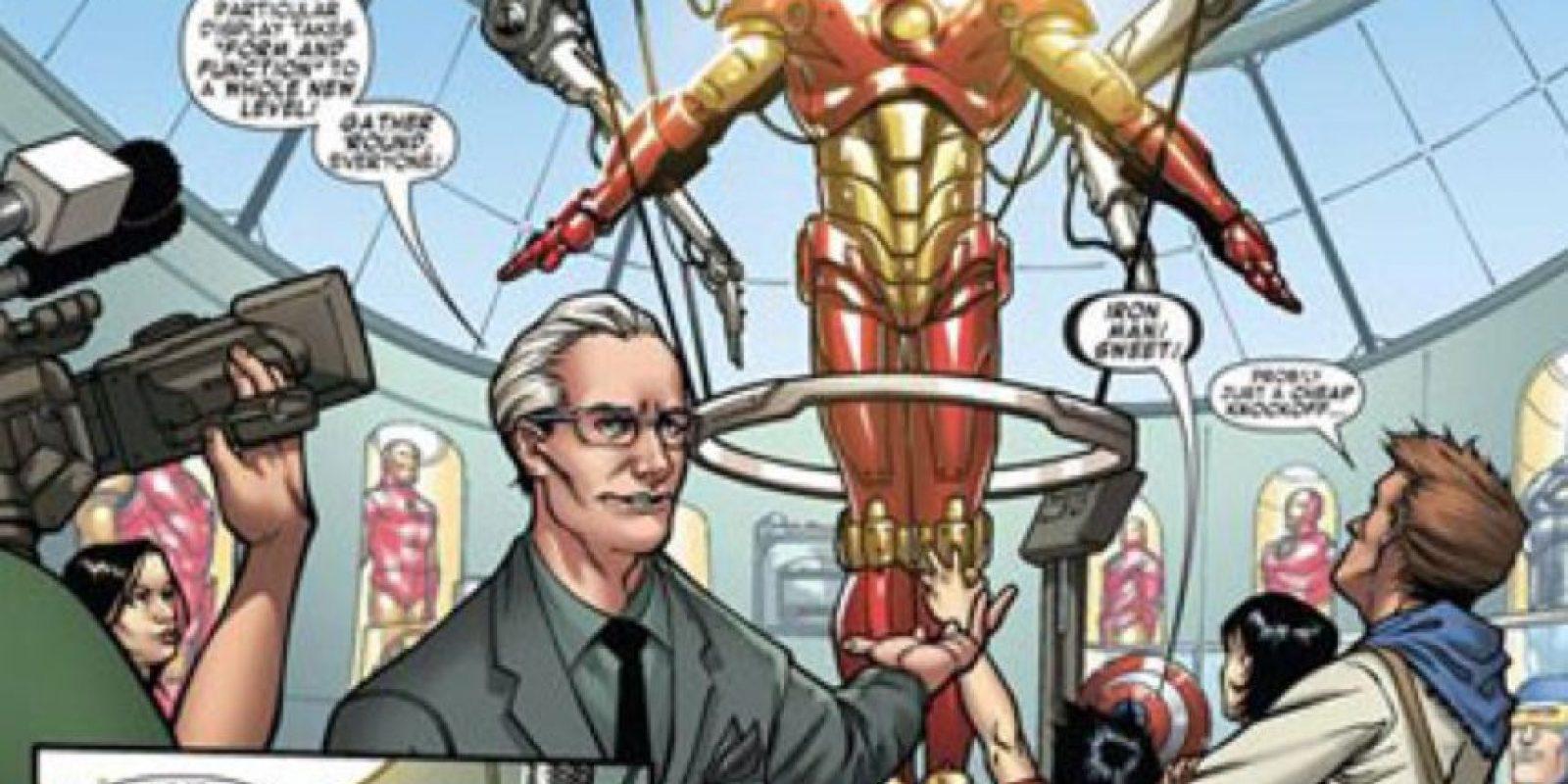 Gunn es una autoridad en su materia. Foto:vía Marvel