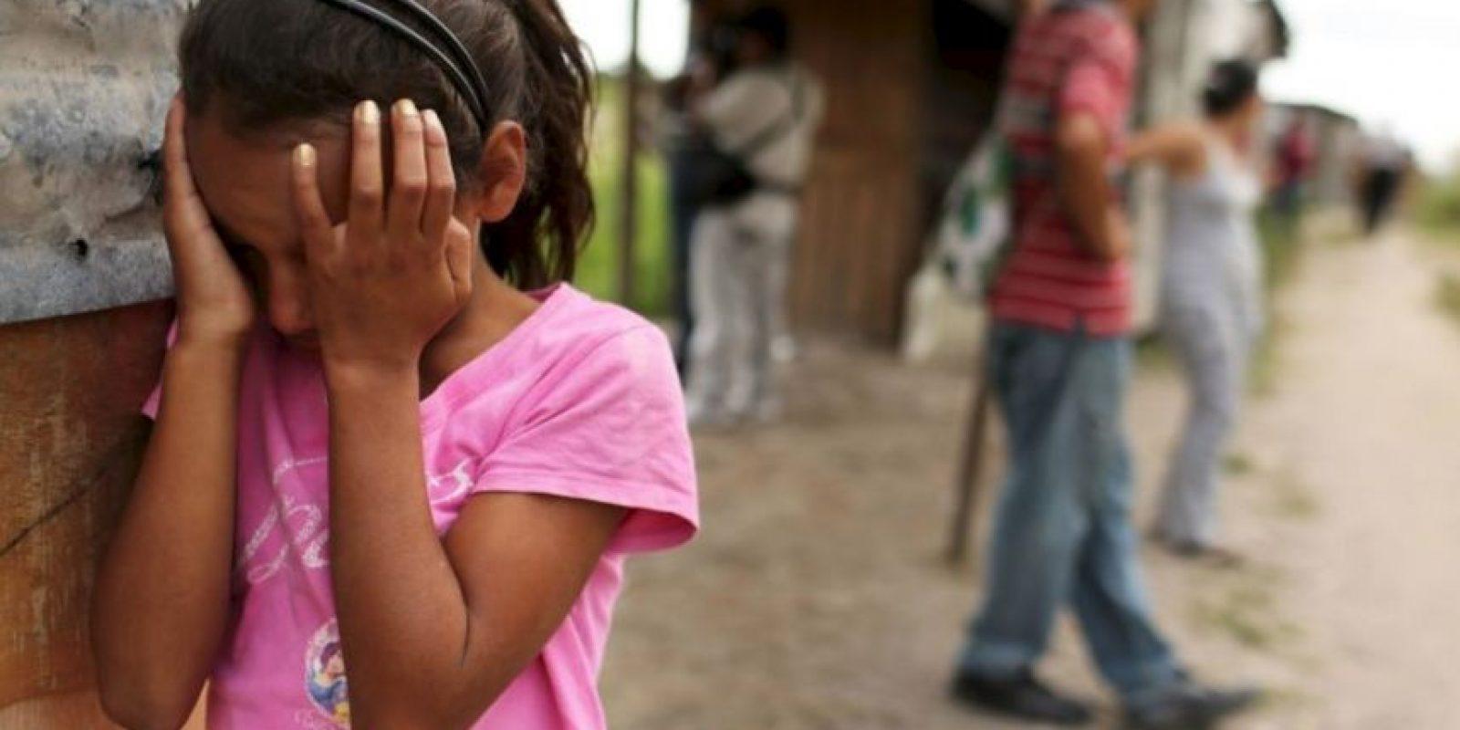 """En México el pasado mes de mayo un grupo de adolescentes decidió """"jugar al secuestro"""", causando la muerte de un menor de seis años. Foto:Getty Images"""