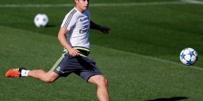 El jugador del Real Madrid desminitó este rumor en sus redes sociales. Foto:Vía Instagram/@jamesrodriguez10