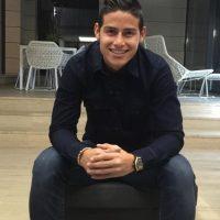 4. James Rodríguez está interesado en comprar un equipo de fútbol en Colombia. Foto:Vía Instagram/@jamesrodriguez10