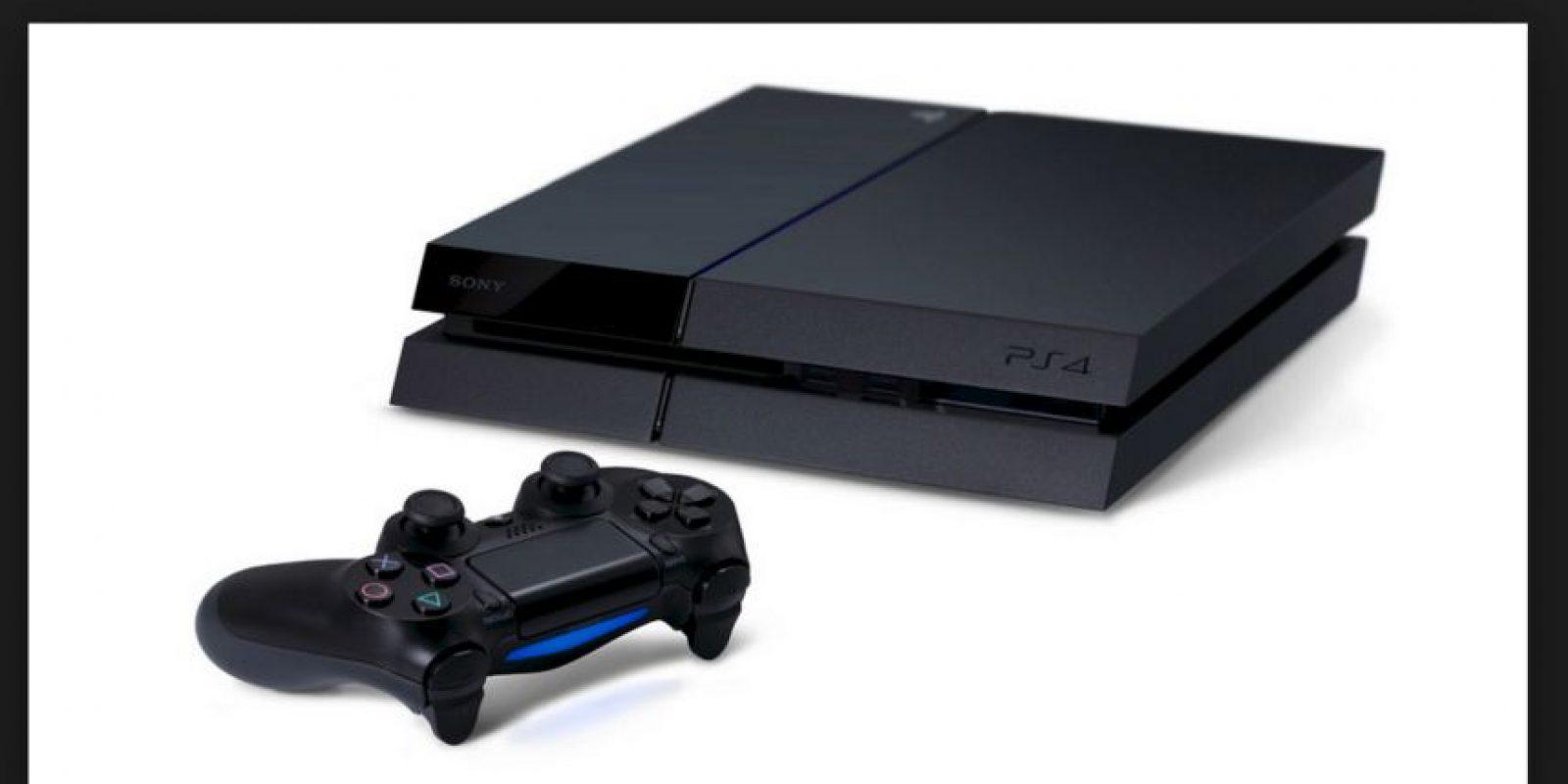 PlayStation 4 Foto:Sony