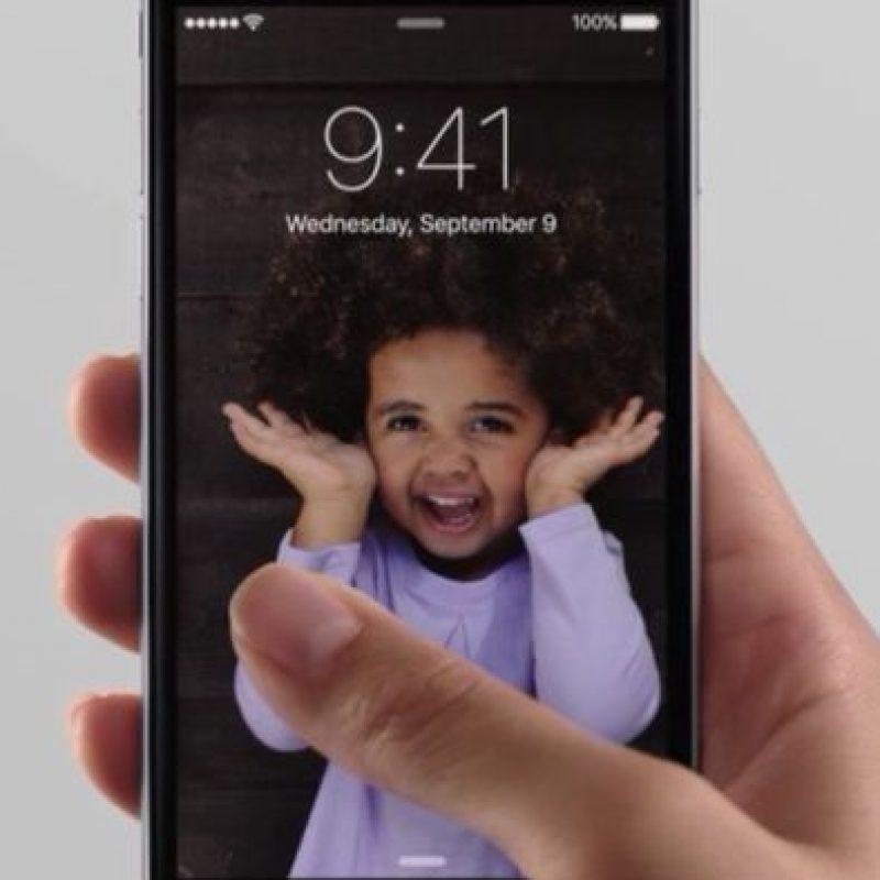 3- HASTA 128GB DE CAPACIDAD DE ALMACENAMIENTO. Foto:Apple