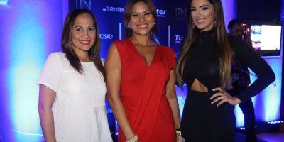 Rosa Veras, Vilma batista y Ana Carmen León