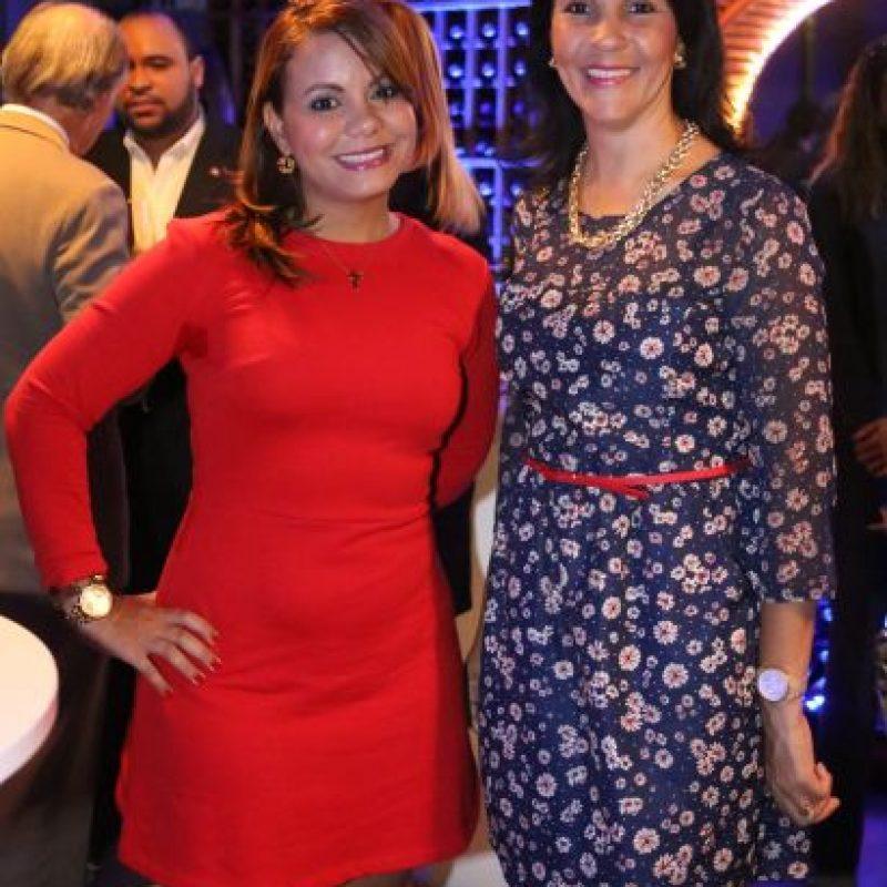 Toffanni Guerrero y Katiuska Sánchez