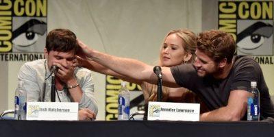 El sabor de sus besos. Foto:Getty Images