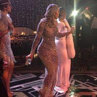 """La matriarca de las Kardashian celebró al estilo """"Gatsby"""" Foto:Instagram/khloekardashian"""