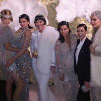 Kris Jenner celebró su cumpleaños número 60 Foto:Instagram/krisjenner