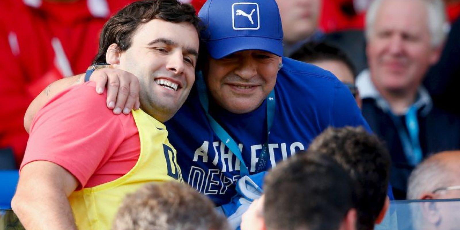 Como DT dirigió a Racing, Deportivo Mandiyú, la Selección de Argentina y Al Wasl FC de Emiratos Árabes Unidos Foto:Getty Images