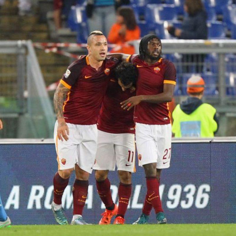 Roma vs Lazio Foto:Getty Images
