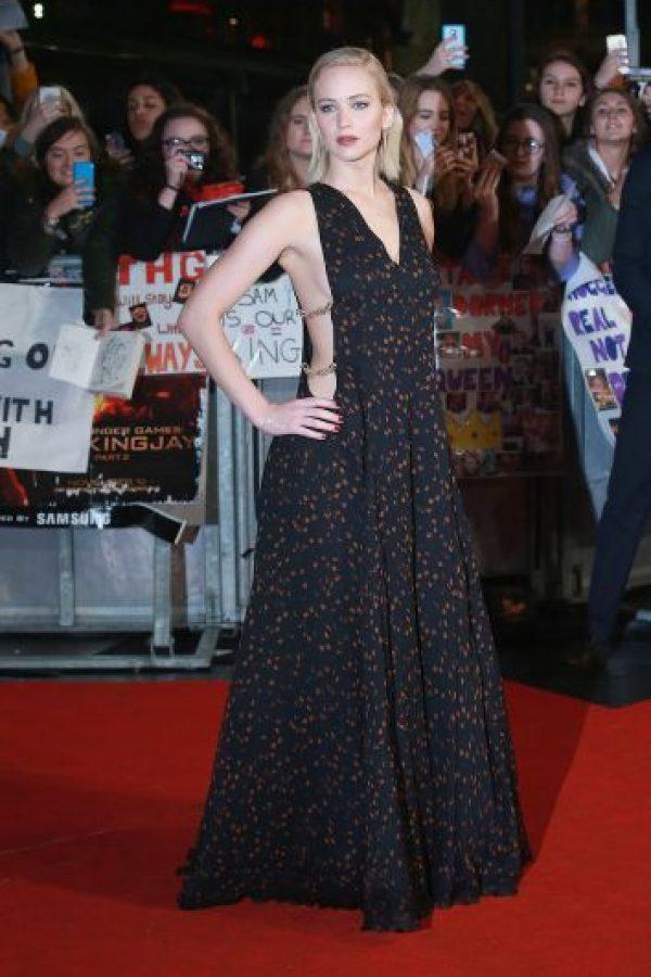 """""""Si ves un Facebook, Instagram o Twitter que dice que soy yo, no soy yo"""", aseguró la actriz en una entrevista con BBC Radio. Foto:Getty Images"""