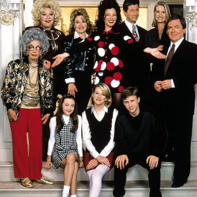 Se transmitió desde 1993 hasta 1999. Foto:vía TriStar Television