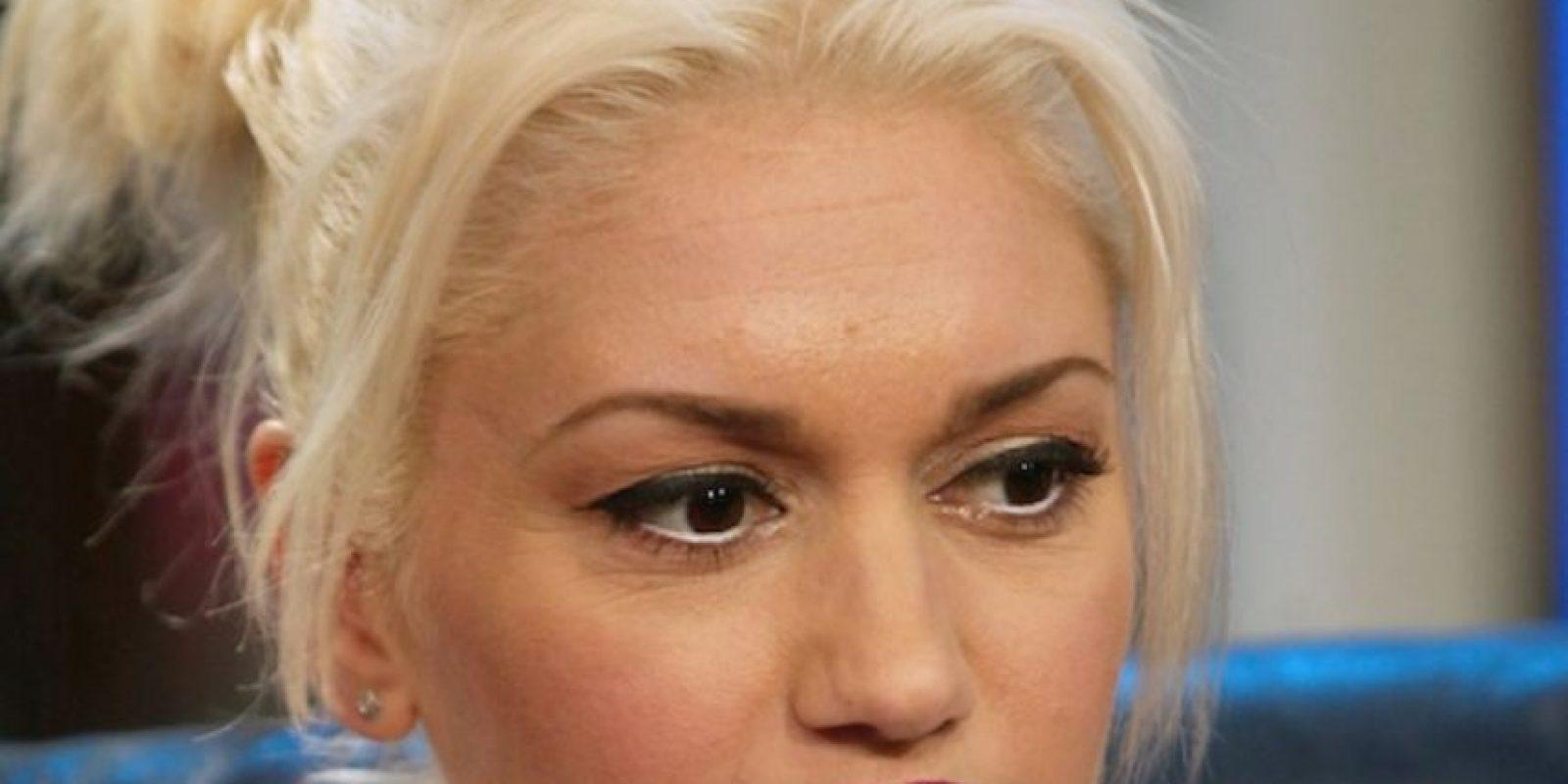 Los mechones de pelo que te daban tan poca clase. Foto:vía Getty Images