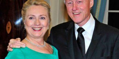 Bill Clinton, presidente de Estados Unidos de 1993 a 2001. Foto:Getty Images