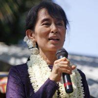"""""""The Lady"""", película dirigida y producida por Luc Besson, protagonizada por Michelle Yeoh está basada en la vida real de esta ejemplar mujer. Foto:Wikicommons"""