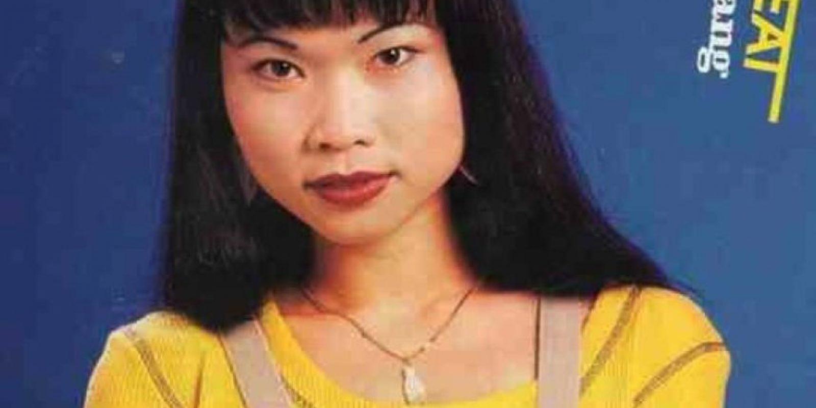 El 3 de septiembre de 2001, la actriz falleció en un accidente automovilístico Foto:Tumblr