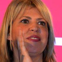 Mamen Sánchez Díaz, la alcaldesa de Jerez, España Foto:vía twitter.com/_mamensanchez