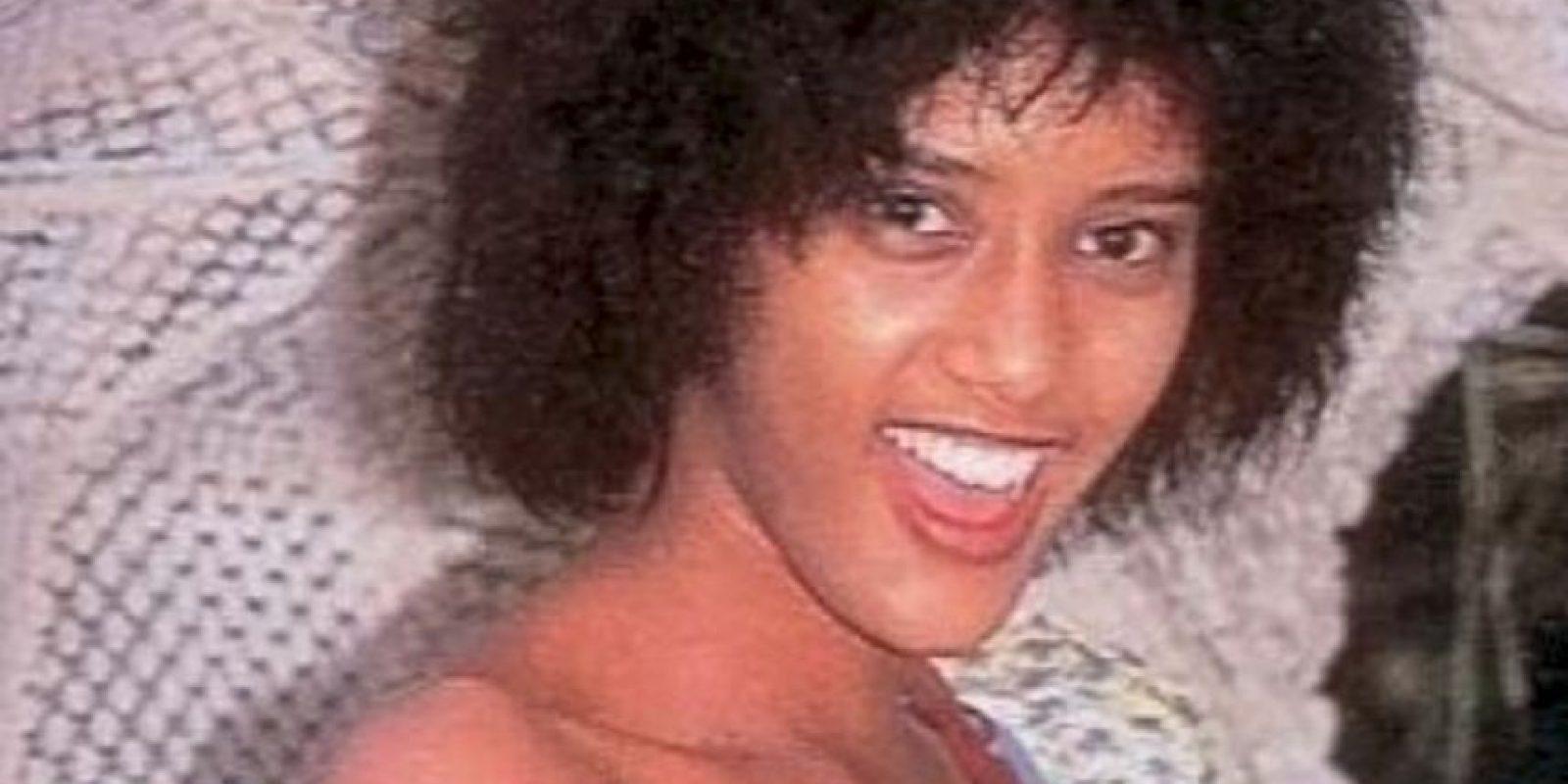 """Ella era la esclava """"Xica da Silva"""", en la misma novela que lleva su nombre y que fue producida por Rede Manchete en 1996. Foto:vía twitter.com/taisdeverdade"""