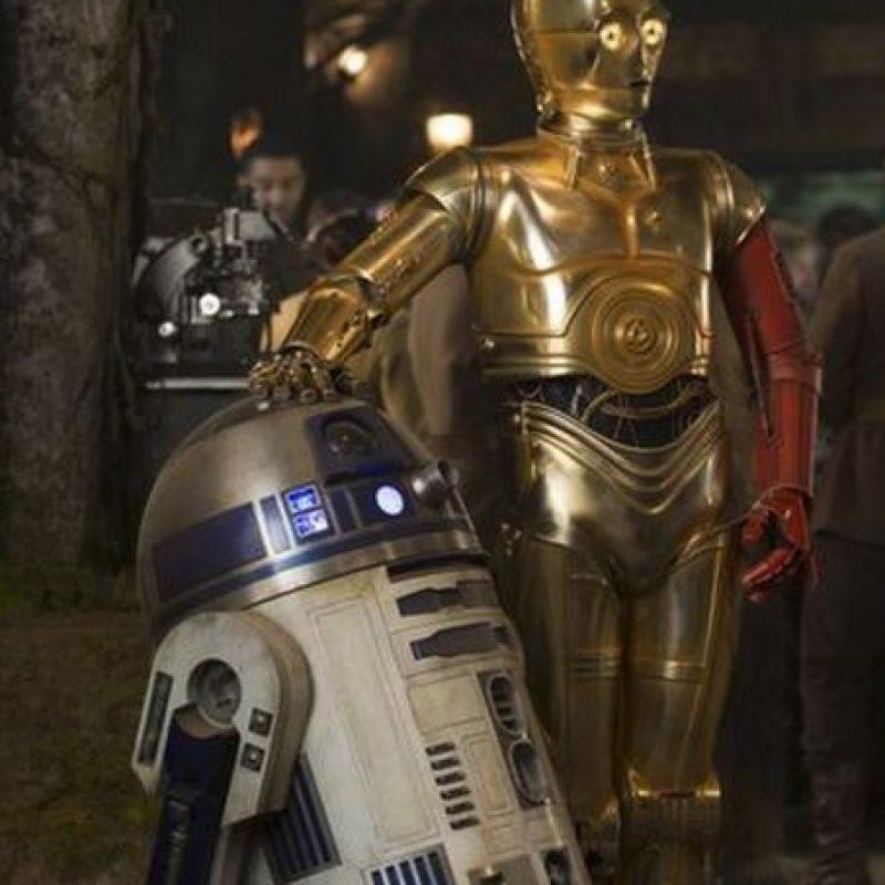 Y otros clásicos personajes que también aparecerán en el siguiente episodio de la saga. Foto:vía facebook.com/StarWars.LATAM