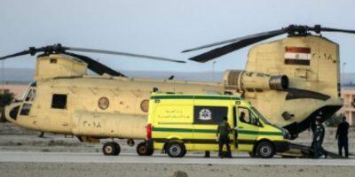 Una bomba, posible causa del accidente del avión ruso